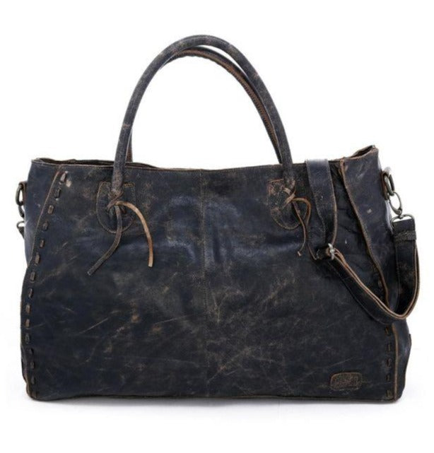 BED|STU ROCKAWAY BAG-BLACK LUX - Cinderella Ranch Boutique