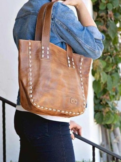 BED|STU STEVIE BAG - TAN RUSTIC - Cinderella Ranch Boutique