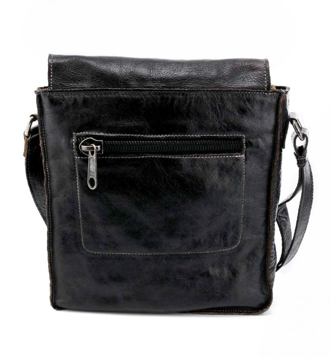 BED|STU VENICE BEACH BAG- BLACK RUSTIC - Cinderella Ranch Boutique