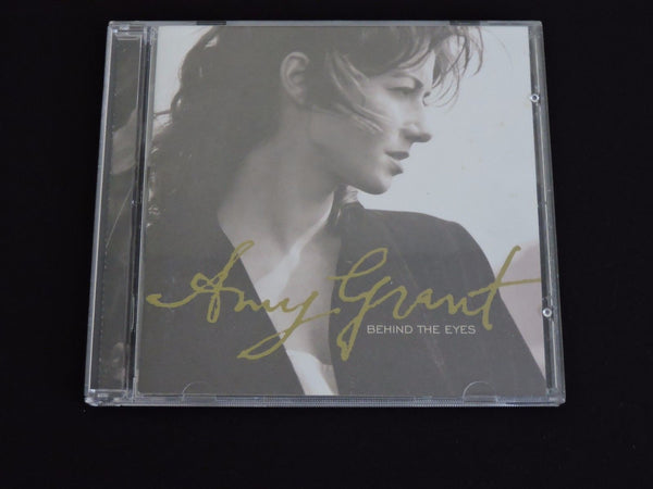Amy Grant Behind the Eyes CD Music 12 songs Nobody Home Curious Thing Road Trip