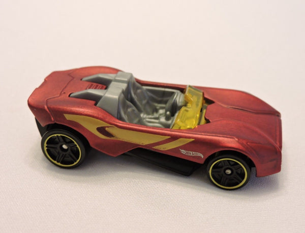 2014 Hot Wheels HW Off-Road Car 104/250 Carbonic Red Satin Mattel Loose