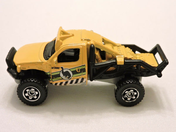 2014 Matchbox Rock Shocker Dino Adventure Explorers Mattel Loose Toy Truck