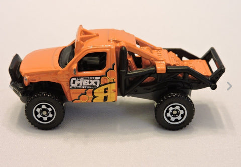 2010 Matchbox #88 Rock Shocker Orange MBX Off Roading Specialty Equipment Mattel