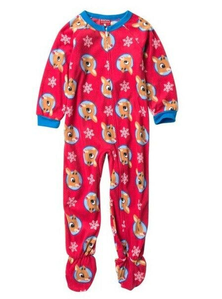 Rudolph the Red Nosed Reindeer Toddler Blanket Sleeper