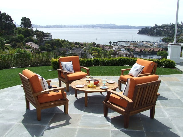 When is the right time to replace patio furniture?