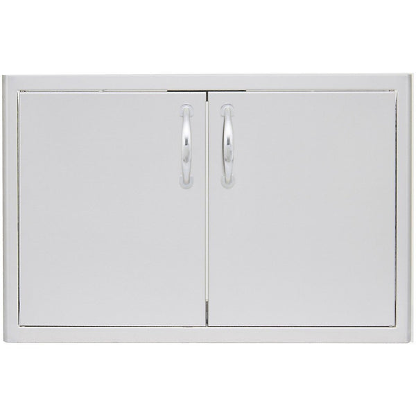 Blaze 32 Inch Double Access Door SKU BLZ-AD32-R - Front View