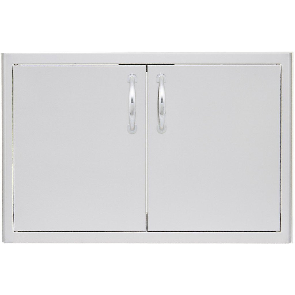 Blaze 25 Inch Double Access Door SKU BLZ-AD25-R - front view