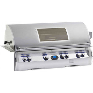 "Echelon 48"" Built-In Grill With Digital Thermometer 191-E1060i-4L1N-W - M&K Grills"