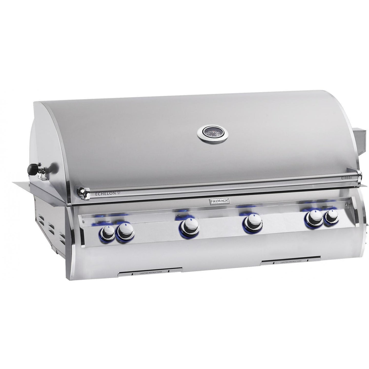 Fire Magic Echelon 48-Inch Natural Gas Built-In Grill 191-E1060i-4EAN - M&K Grills