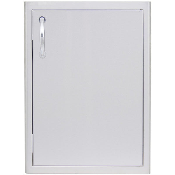 Blaze 18 inch Single access Vertical door 20x14 BLZ-SV-1420-R - Front