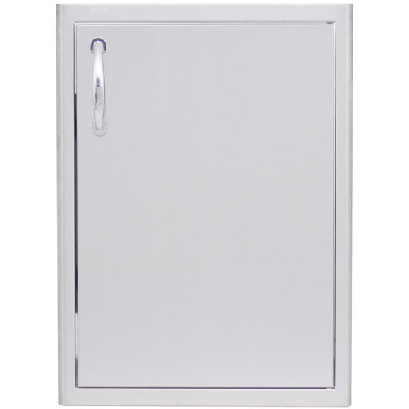Blaze 21 Inch Single Access Vertical Door SKU BLZ-single 2417-R - Front
