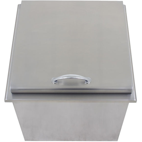 Blaze 22 inch Ice Bin Cooler  Wine Chiller SKU BLZ-ICEB-WH - Top View