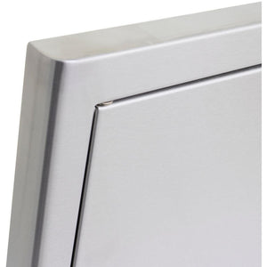 Blaze 24-Inch Horizontal Single access door BLZ-SH-2014-R - M&K Grills