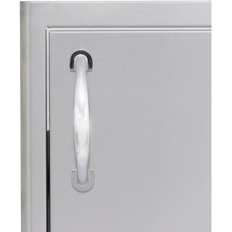 Blaze 28-Inch Horizontal Single access door BLZ-SH-2417-R - M&K Grills