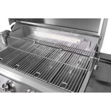 Blaze 32 inch 3 Burner W/Rear Burner SKU BLZ-4 Built-In Grill - Rotisserie Kit upgrade