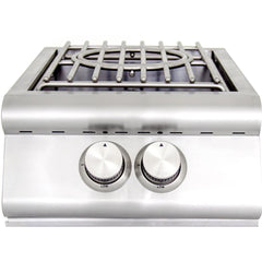 Blaze High Performance Power Burner SKU BLZ-PB Built-In Burner