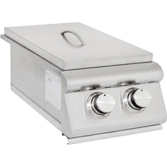 Blaze Double Side Burner SKU BLZ-SB2 Built-In Burner