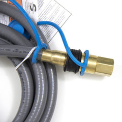 Blaze 1/2 inch Natural Gas Hose w/ Quick Disconnect BLZ-NG-HOSE