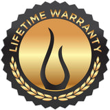 Blaze Kamado Lifetime Warranty