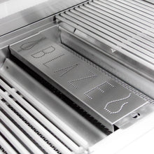 Blaze stainless steel smoker box - M&K Grills