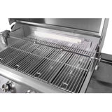 Blaze Rotisserie Kit for 32 Inch 4 Burner Grills BLZ-34-ROTIS - Installed