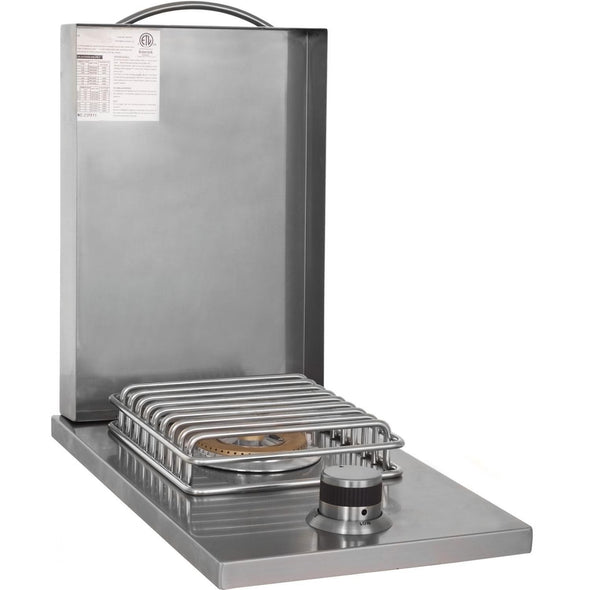 Blaze Single Side Burner SKU BLZ-SB1 Drop-in - M&K Grills