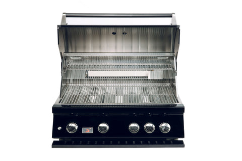 Bonfire-Black-Stainless-Steel-34-and-4-Burner-grill-built-in-with-rotisserie-kit-Black-SeriesCBB4-B-2