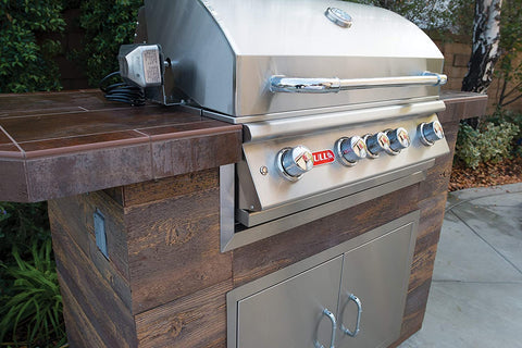 Bull Angus - Built-In & freestanding Grills With Rotisserie - 47628-57569-62649-47630-57568-62648-47629-45551-57569-55500