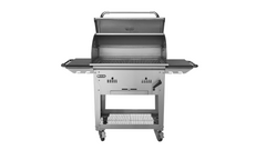 Bull BBQ Bison Premium Charcoal Cart Grill - 88000