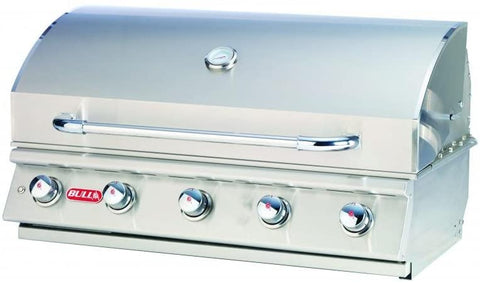 Bull BBQ Renegade 38-Inch 5-Burner Built-In Grill