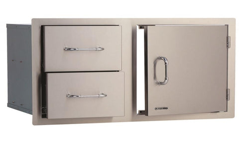 Bull Kitchen Storage 38'' Door/Drawer Combo - 55875
