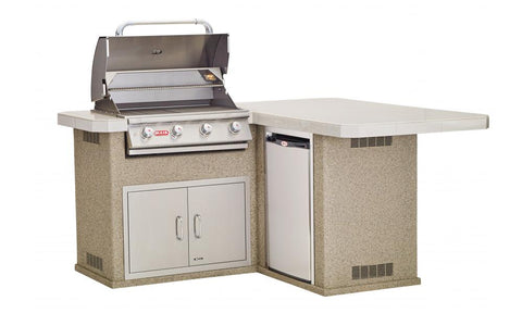 Bull Little Q Outdoor Island Kitchen - 31046