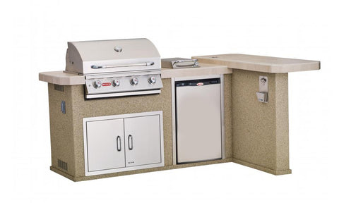 Bull Outdoor Grills Luxury Q Outdoor Island Kitchen - 31026