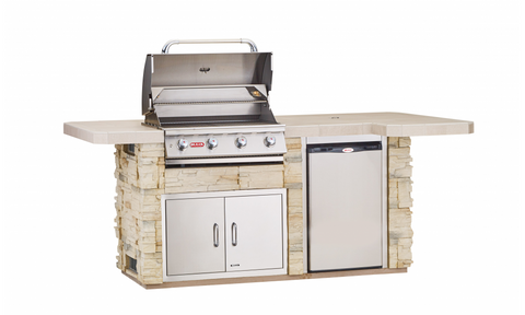 Bull Outdoor Grills Power BBQ Island - 31008 & 31009