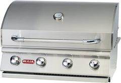 Bull Outlaw 30-Inch Built-In Natural Gas Grill - 26039