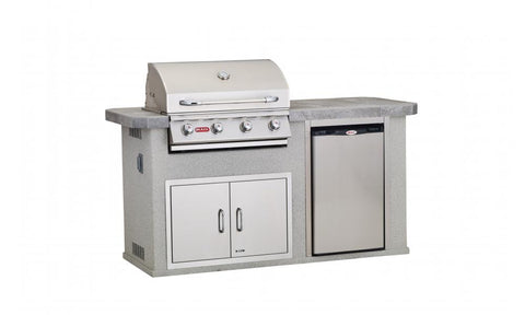 Bull Power Q Outdoor Island Kitchen - 31006 & 31007