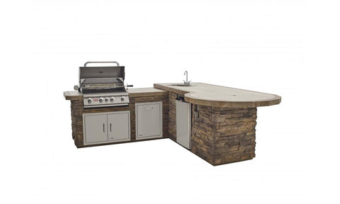 Bull Supreme Q Outdoor Island Kitchen - 31065 & 31066