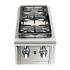 Image of Capital Cooking Precision Series Double Side Burner - CG1238SB - CG2438SB