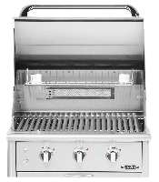 Capital Precision 30-Inch Propane or Gas Built-in Grill - CG30RBI