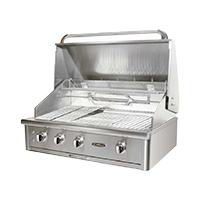 CAPITAL PRECISION 40 -INCH BUILT IN GRILL - CG40RBI