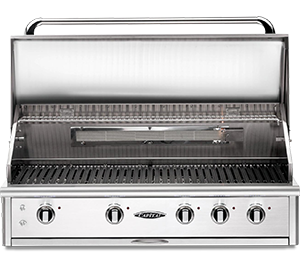 CAPITAL PRECISION 48 -INCH BUILT IN GRILL - CG48RBI
