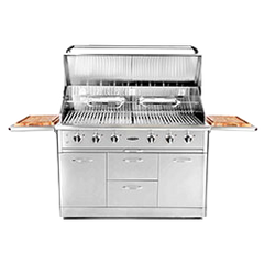CAPITAL PRECISION 52-INCH FREESTANDING OUTDOOR GRILLS - CG52RFS