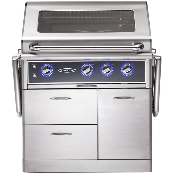 Maestro Series 36″ Freestanding Grill