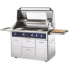 Image of Capital Maestro Series48 Inch CGM48RFS Freestanding BBQ Grill - M&K Grills