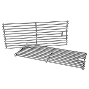 Blaze 25 Inch 3 Burner - Stainless Steel Cooking Grids