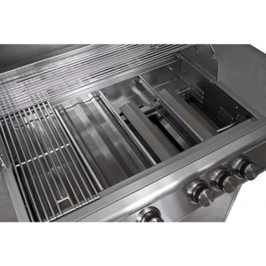 Blaze 25 Inch 3 Burner - Cooking Grid - Flame Tamer & Cast Burner