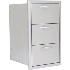 Heat 16-Inch Triple Drawer HTX-DRWR-TRIPLE