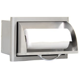 Heat Paper Towel Holder Door HTX-PT-HOLDER - Open - M&KGRills