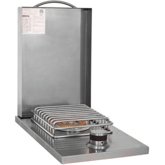Heat Single Side Burner HTS-SB1-NG Gas - M&K Grills