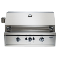 CAPTIAL PROFESSIONAL 32 - INCH BUILT IN OUTDOOR GRILL - PRO32BI